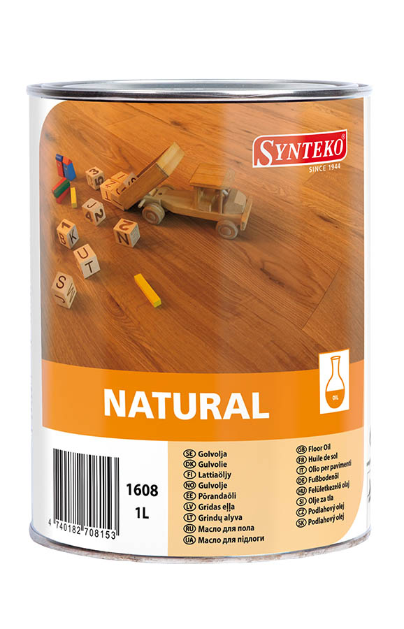 Synteko Natural Oil 1L
